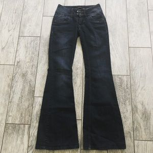 Highway Brand Denim Jeans Flare Size 0